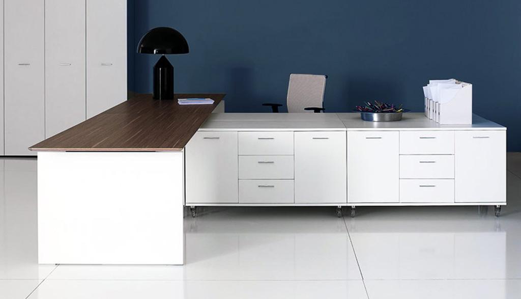 Biroja galds pēc individuāla pasūtījuma | Albero Mēbeles
