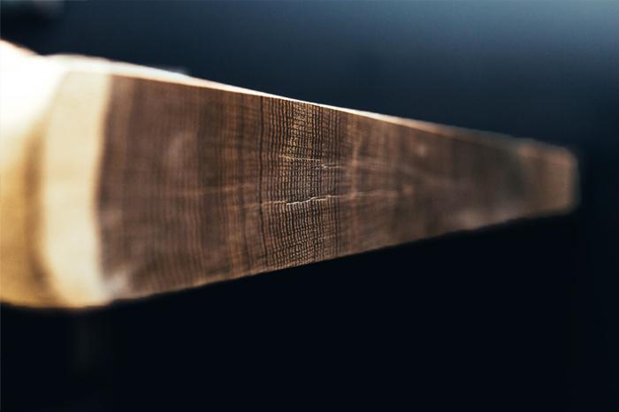 Ozola masīvkoka galds | Albero Mēbeles