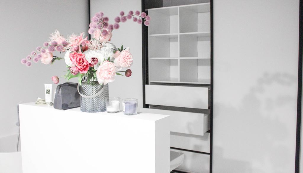 iebūvējams vannas istabas skapis | Albero Mēbeles