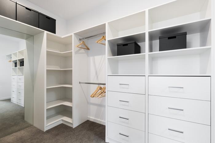 Iebūvējamais skapis - garderobe | Albero Mēbeles