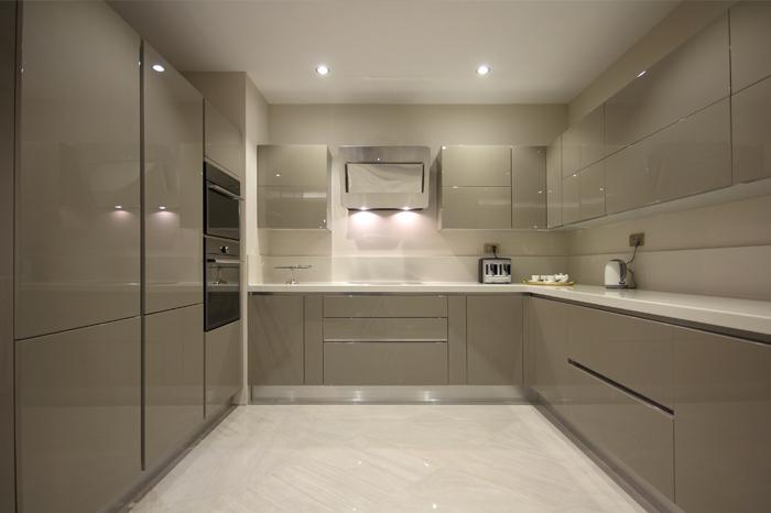 Iebūvējamās virtuves mēbeles pēc pasūtījuma | Albero Mēbeles