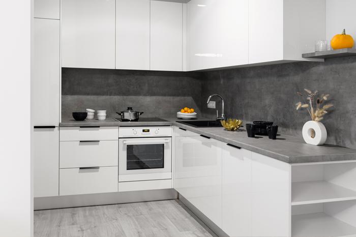 HPL virtuves sienas panelis | Albero Mēbeles