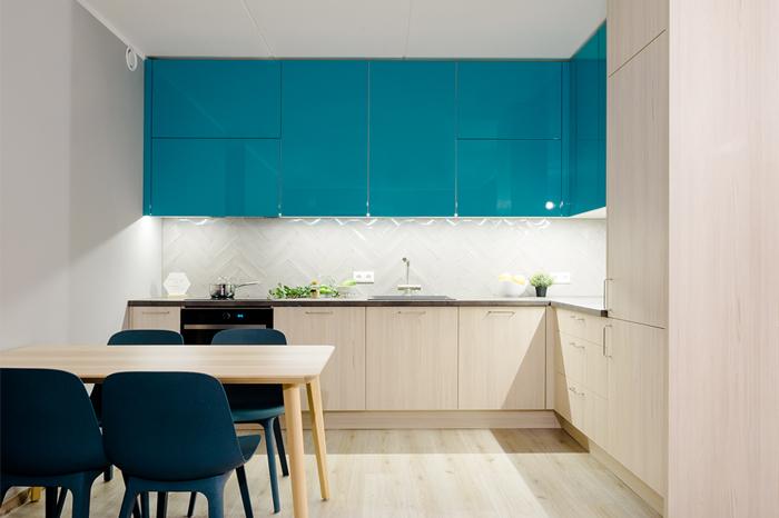 Albero Mēbeles | Iebūvējamās virtuves mēbeles | Realizētie projekti