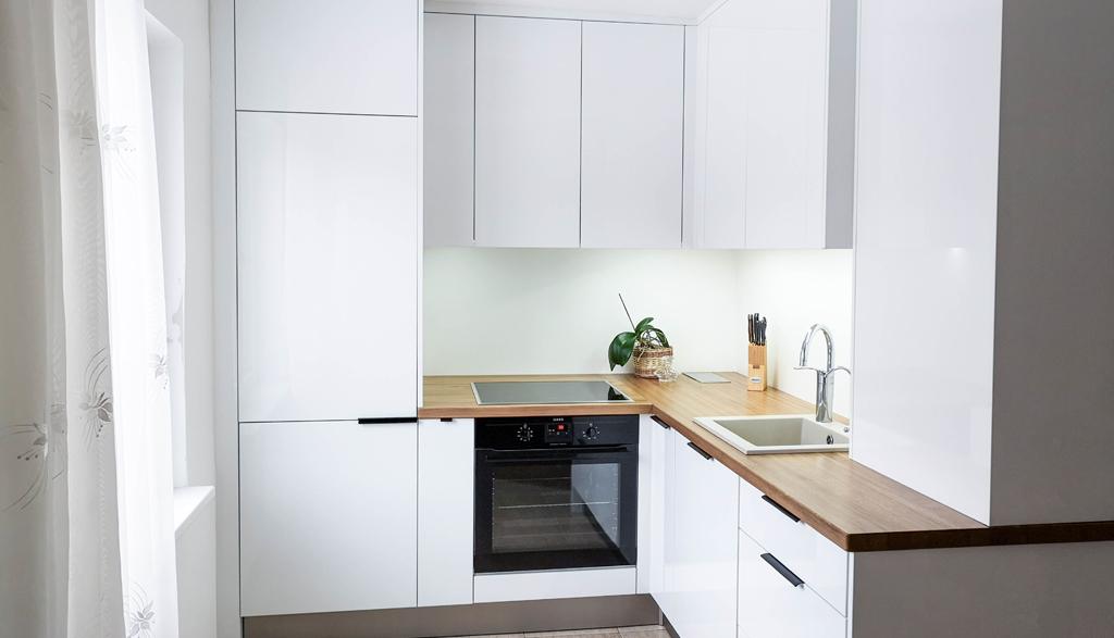 Albero Mēbeles | Iebūvējamās virtuves mēbeles 2