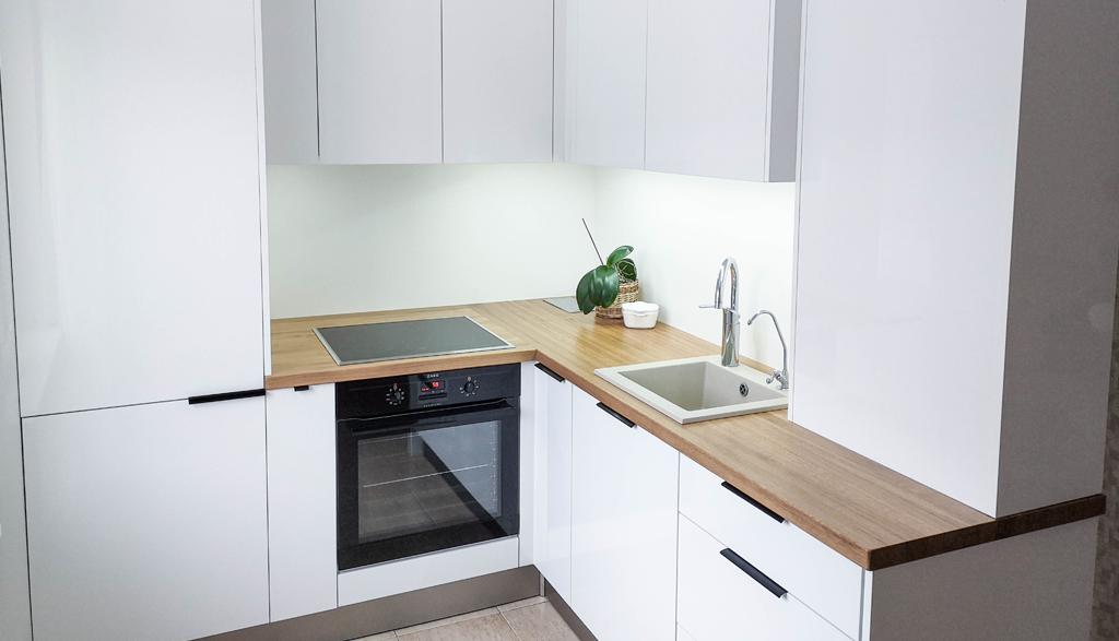 Albero Mēbeles | Iebūvējamās virtuves mēbeles