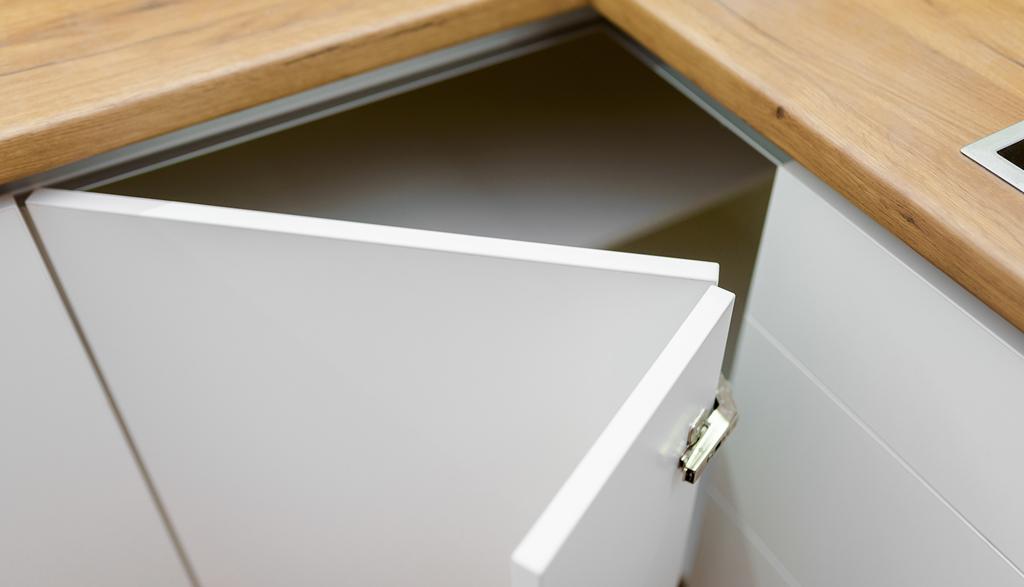 Masīvkoka virsma virtuvē, Mārupe | Albero Mēbeles
