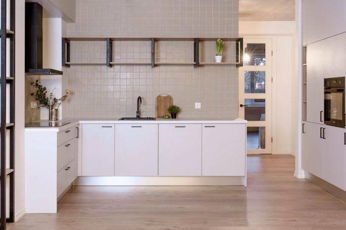 Skandināvu stila virtuves mēbeles - Albero Mēbeles