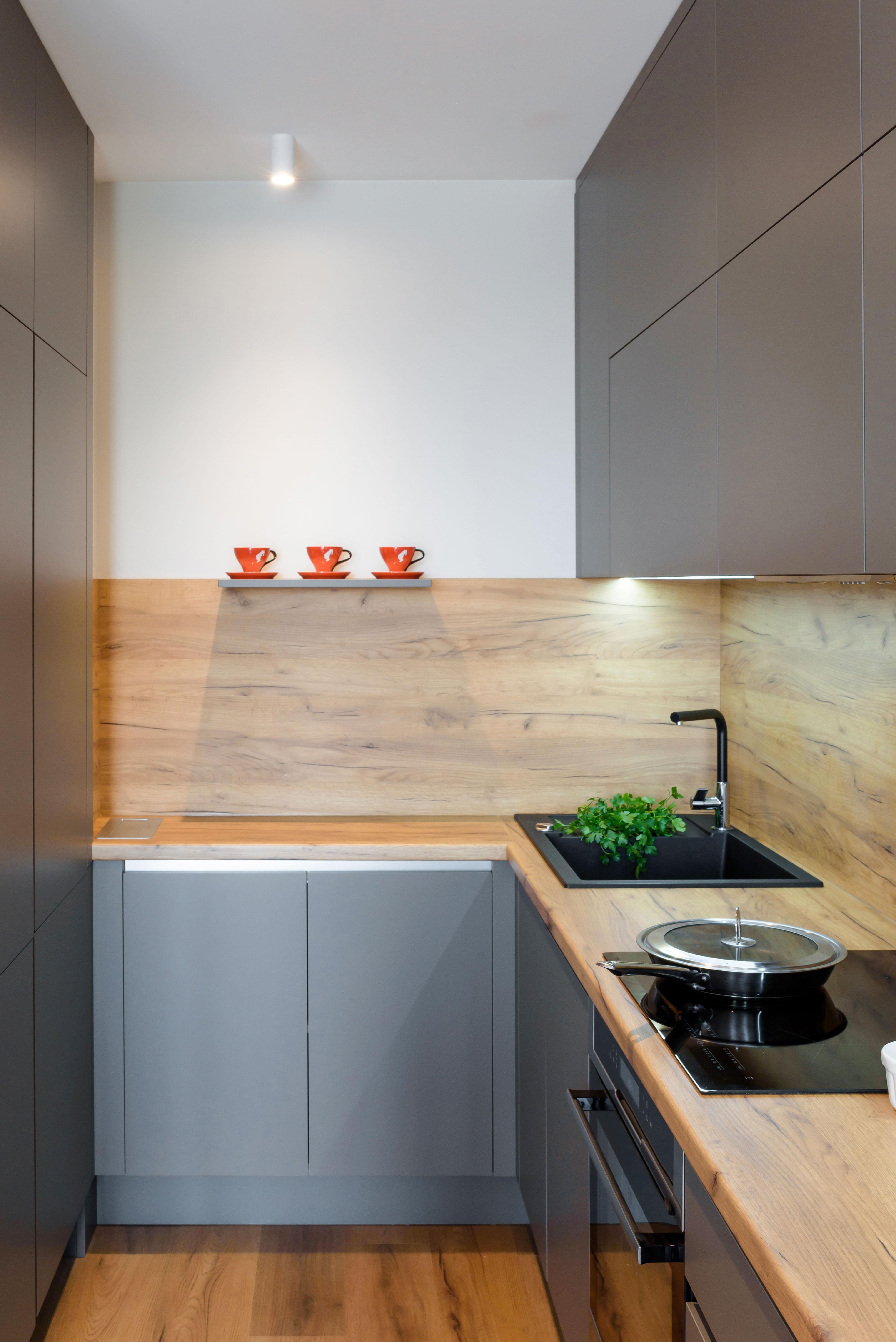 Albero Mēbeles | U veida virtuves iekārta