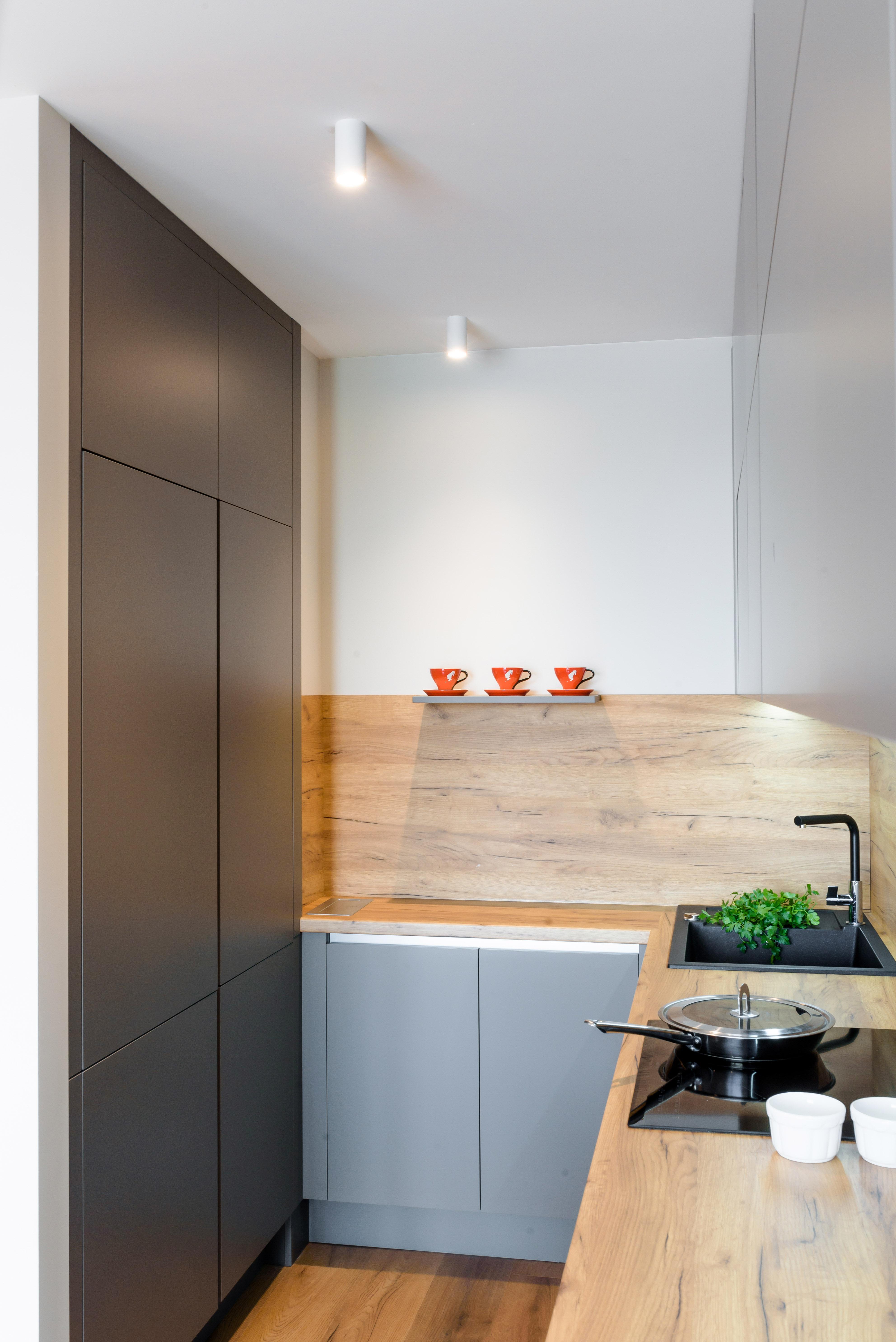 U veida virtuves iekārta | Albero Mēbeles