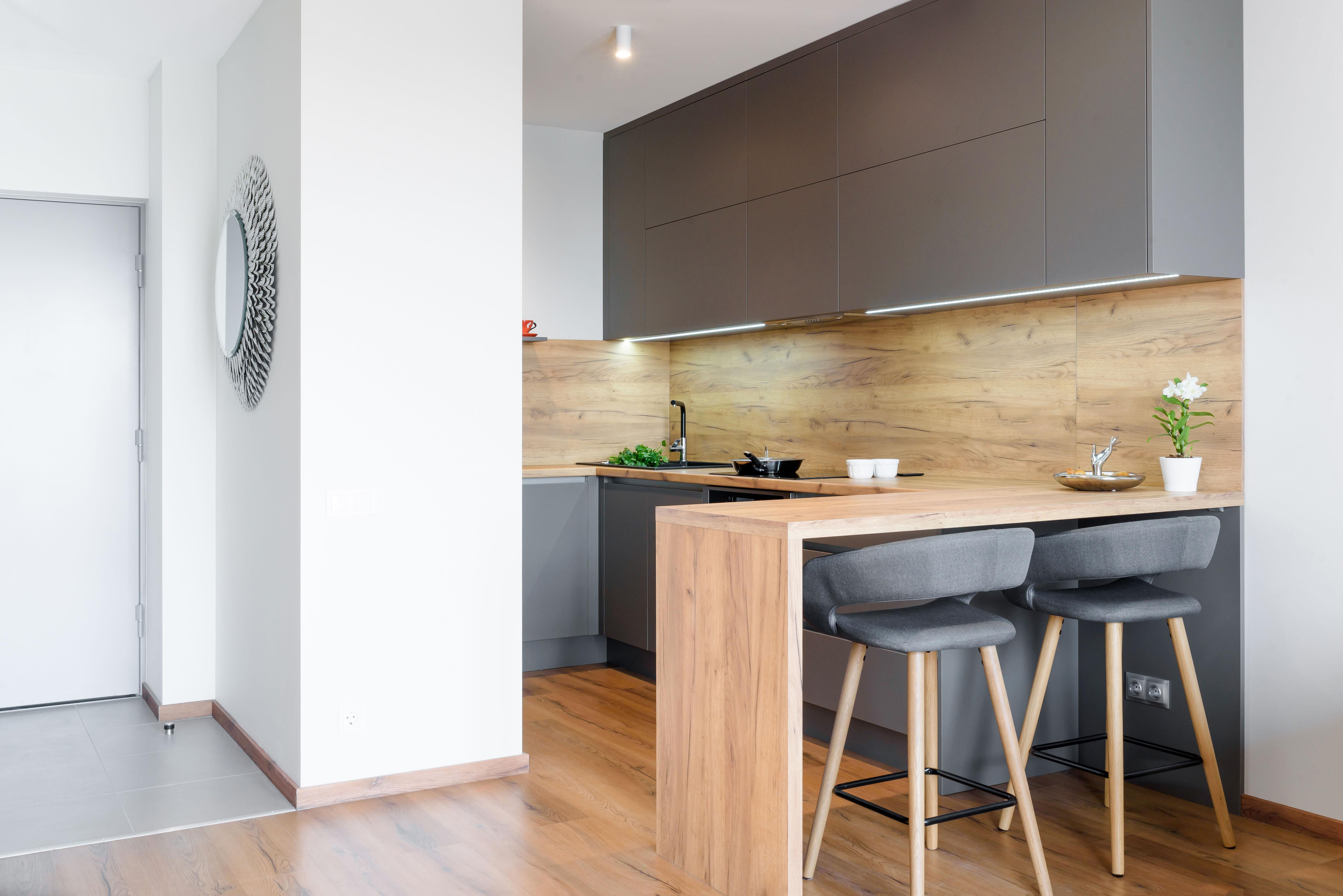 Virtuves mēbeles jaunceltnē | Albero Mēbeles
