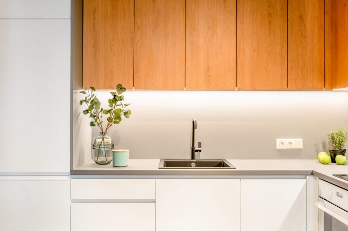 Skandināvu virtuves mēbeles - Albero Mēbeles