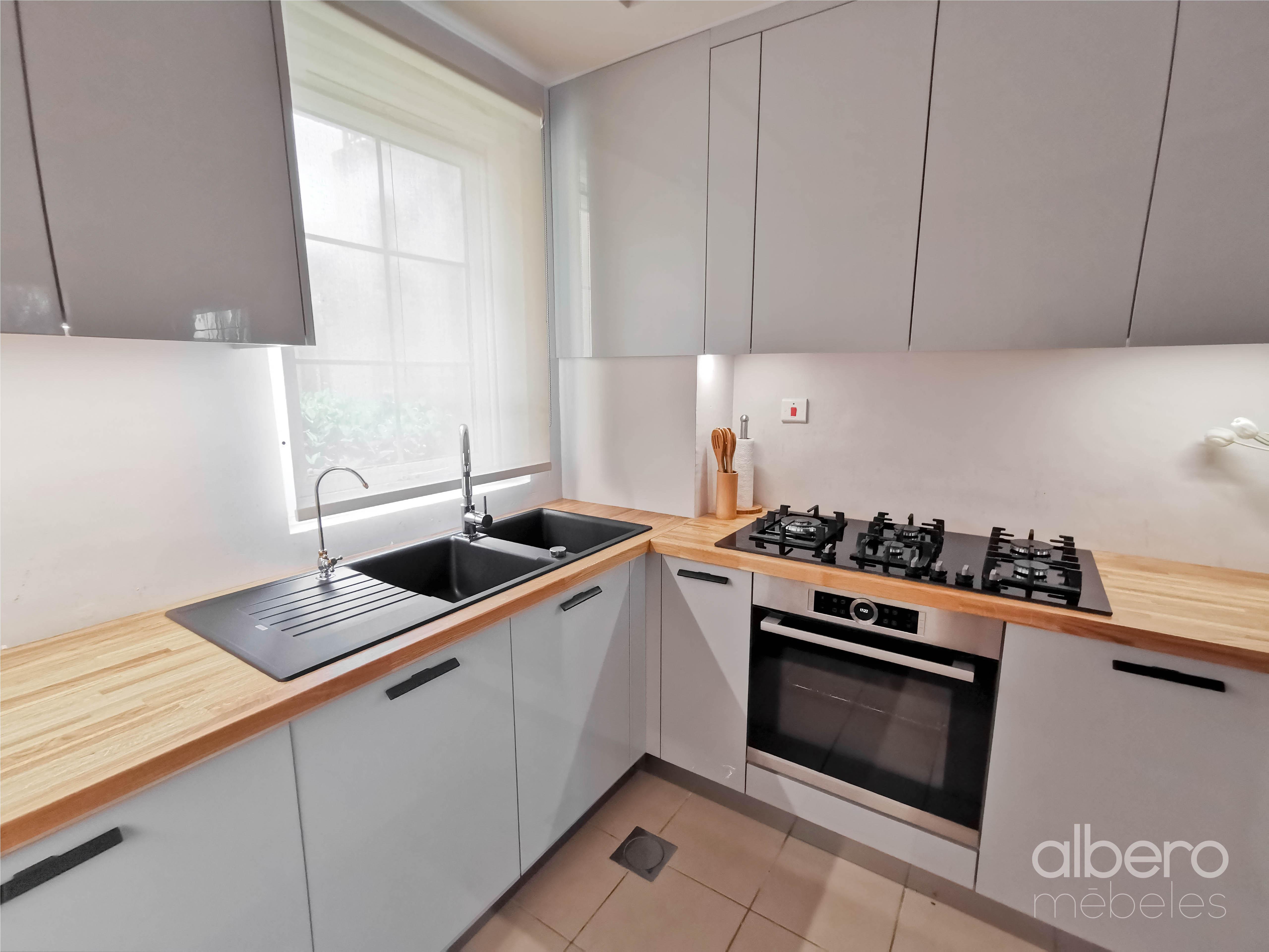 Rokturi virtuves mēbelēm | alberomebeles.lv