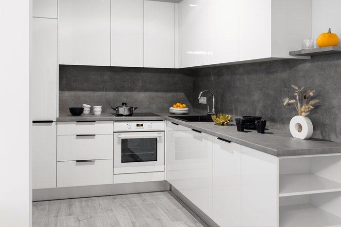 HPL virtuves sienas panelis   Albero Mēbeles